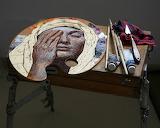 La palette de Denis Sarazhin