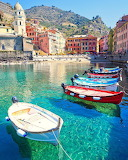 Places - Vernazza Town - Cinque Terre, Italy