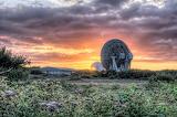 Goonhilly Satelite Earth Station. Cornwall. Kernow