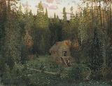 "Apollinary Vasnetsov ""The habitation of a hermit"""