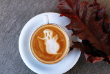 Haunted latte
