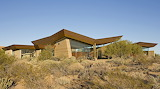 "Architecture archdaily ""Desert Wing"" ""Kendle Design"" ""Image © Ri"