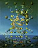 At Warp Speed the Molecular Structure...