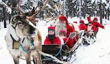 Рождественское путешествие в Лапландию