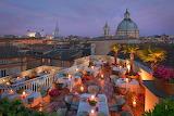 Hotel Raphael – Rome