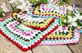 Big colorful granny squares