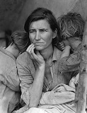Migrant Mother by Alfred Eisenstaedt