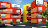 ☺ Apartments complex...