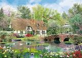 April Cottage - Dominic Davison