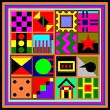 ☺ Crazy colours...