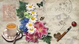6.flower-flowers-butterfly
