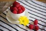 healthy food!-raspberries