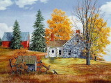^ Fred Swan ~ Autumn in the Country