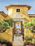 Mexican beach mansion