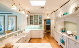 white kitchen