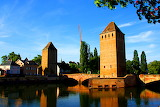 Towers, Strasbourg