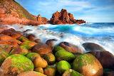 Waves-at-Cape-Woolamai