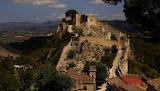 Castle Xativa, Espagne