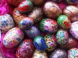 Hand Painted Kashmiri Eggs