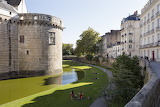 Château des ducs de Bretagne. Nantes © Philippe Piron LVAN