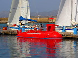 Crete, Chania, tourist submarine