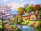 Spring Creek Cottage~ SungKim