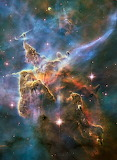 """Space tumblr the-wolf-and-the-moon """"NGC 3372"""" """"Mystic Mountain"""""""
