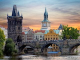 Charles Bridge-Praga-Republica Ceca