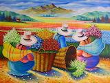 campesinas peruanas