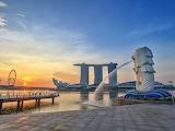 Merlion-parks.Singapore