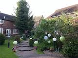 Marston Farm lantern decorations