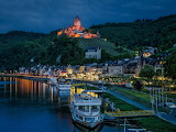 The Moselle at Cochem