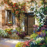 Garden Doorway, Paul Guy Gantner