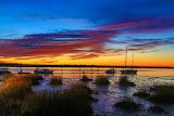 Sunset Jekyll Island Georgia USA