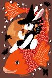 Madamma tumblr reimenaashelyee Bunny Fish Halloween