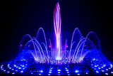 Fountain Show in India