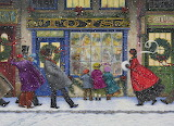 The Toy Shop - Lynn Bywaters