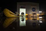 Antares Rocket Rollout, NASA