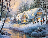 Winter Art by Nicky Boehme...