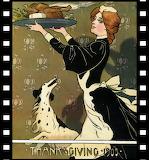 Vintage 1905 Thanksgiving
