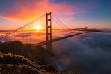 Golden Gate Bridge, looking south