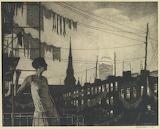 Martin Lewis, New York Nocturne, 1925-35