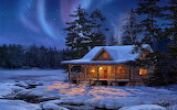 #Northern Winter Night