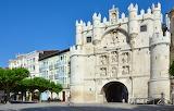 Burgos, Puerta Santa Maria