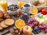 Desayuno continental y americano