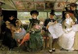 The Bayswater Omnibus~ George William Joy 1895