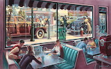 1950's Downtown Diner