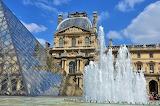Pavilion Richelieu, Louvre - Paris