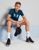 Cute boy in Nike