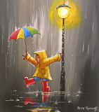 ^ Dancing in the Rain ~ Pete Rumney